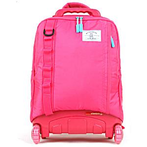 Школьный рюкзак на колесах – ранец Wheelpak Cruze Pink – арт. WLP2188 (для 3-5 класса, 21 литр)