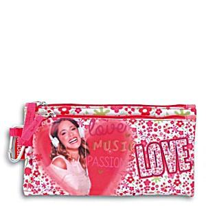Пенал – косметичка Violetta Disney Love Passion