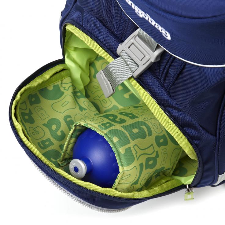 Рюкзак Ergobag LumBearjack с наполнением + светоотражатели в подарок, - фото 13