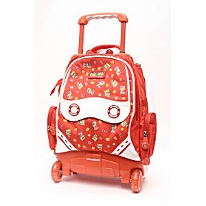 Школьный рюкзак на колесах – ранец Wheelpak Red – арт. WLP2211 (для 0-3 класса, 15 литров)