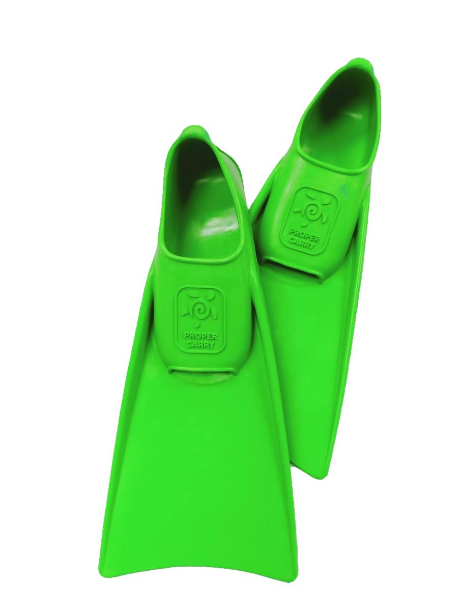 Грудничковые каучуковые ласты для бассейна ProperCarry FLOATING маленькие размеры 21-22, 23-24, 25-26, 27-28, 29-30, - фото 11